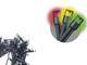 EMOS LED fényfüzér (3W/50 LED) Multicolor, beltéri