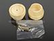 GARDINIA Ablak káva tartó (oldalfali) 28 mm-es fa karnishoz - fenyő