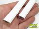 Ácsceruza - fehér, szögletes, 250 mm (Végkiárusítás!)
