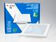 V-TAC Állítható színhőmérsékletű LED panel (18W) négyzet (CCT)