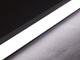 LED Profiles ALP-007 Aluminium sarok profil fehér, LED szalaghoz, opál burával