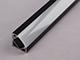 LED Profiles ALP-007 Aluminium sarok profil fekete, LED szalaghoz, opál burával