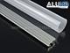 Alu-LED Alumínium profil eloxált (ALP-3030) LED szalaghoz, opál