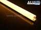 ANRO LED ALP-3030 Aluminium függeszthető profil ezüst, LED szalaghoz, opál bura