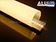 ANRO LED ALP-6060 Aluminium függeszthető profil ezüst, LED szalaghoz, opál bura Kifutó!