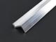 Alumínium lépcsős idom (20x20 mm)