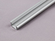 RS - MINI-01-C - Alumínium RS profil (süllyeszthető) LED szalaghoz, átlátszó b. Kifutó!