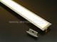 LED Profiles ALP-001 Véglezáró alumínium LED profilhoz - szürke