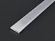 Építő - barkács profilok - Alumínium lapos rúd (20x3 mm) nyers