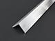 Építő - barkács profilok - Alumínium L profil (30x30 mm) nyers
