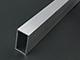 Alumínium zártszelvény (40x20x2 mm)