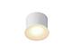 Elmark Azzar ledes design mennyezeti lámpatest (7W) - meleg fényű
