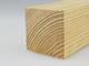 Gyalult fa négyszögléc - fa barkácsléc, skandináv fenyőből (45x45mm)