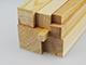 Gyalult fa négyszögléc - fa barkácsléc, skandináv fenyőből (30x50mm)