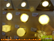 Gx53 Beépíthető lámpatest - Arany