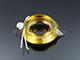 Kanlux Beépíthető spot lámpatest Argus CT-2115 arany