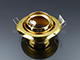 Kanlux Beépíthető spot lámpatest Argus CT-2117 arany Kifutó