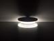 V-TAC Behi oldalfali dekor lámpatest, fehér (6W) meleg fehér