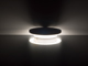 V-TAC Behi oldalfali dekor lámpatest, fehér (6W) természetes fehér