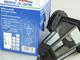 V-TAC Bolive Down kültéri oldalfali lámpa (E27) fekete