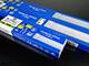 V-TAC Bútorvilágító ledes armatúra (10W) 30 cm - meleg fehér