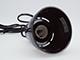 Rábalux Rábalux Clip polcra, asztalra csíptethető lámpatest (E14) fekete