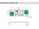 POS Power LED tápegység 12 Volt - műanyag házas, ipari (20W/1.67A) 5 év, Compact
