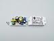 POS Power LED tápegység 12 Volt - műanyag házas, ipari (8W/0.67A) 5 év, Compact