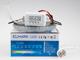 Elmark SideLight Crystal-1 üveg spot lámpatest, kör, természetes fehér LED oldalvilágítás