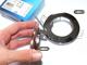 Kanlux Beépíthető spot lámpatest Luto CTX-DS02B Mattkróm
