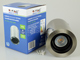 V-TAC Deep - Alu spot falon kívüli lámpatest (kör), billenthető, ezüst