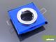 Kanlux Üveges - tükrös dekor lámpatest: Morta CT-DSL50-BL Kék