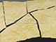 Roform Falburkoló lap hajlítható - Calcare (homok-bézs, kő hatású)