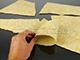Roform Falburkoló lap hajlítható - Kornati (világos, kő hatású)