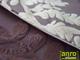 Függöny Center Díszpárna huzat - Forest 3D (45x45 cm) - Brown (barna)