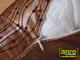 Betét 28x48 cm-es díszpárnához - mosható (fehér)