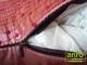 Díszpárna huzat flitteres (28x48 cm) Rózsaszín