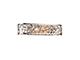 Elmark Djeny modern oldalfali lámpatest (5xE14) - ezüst