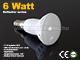 V-TAC LED lámpa E14 (6W/120°) R50 - hideg fehér