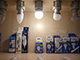 V-TAC E27 LED lámpa (4W/160°) Kisgömb - természetes fehér