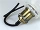 V-TAC Scots vintage csillár (E27) - átlátszó ernyő