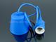 V-TAC E27-es szilikon függőlámpa (minimal lámpatest) - kék