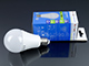 V-TAC LED lámpa E27 (14W/130°) Körte - meleg fehér Kifutó!