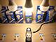 V-TAC LED lámpa E27 (12W/200°) Körte - természetes fehér