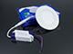 V-TAC ECO LED panel (kör alakú) 6W - természetes fehér