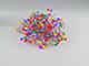 EMOS LED fényfüzér (3.6W/288 LED) Mulitcolor, időzítős, sündisznó