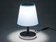 V-TAC Ernyős asztali LED lámpa (5W) kék - természetes fényű