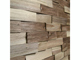 Wallure Wallure Fa panel sávos, dió, széles, hasított-lakkozott
