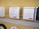 Mentavill Kapcsoló (101j), egy pólusú, jelzőf., falon kívüli, (FALA IP44)