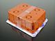 Mentavill Falba építhető szerelődoboz (196x152x70 mm) fehér